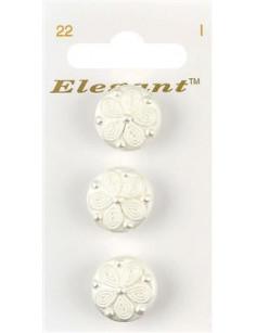 Buttons Elegant nr. 22