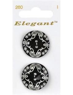 Boutons Elegant nr. 260