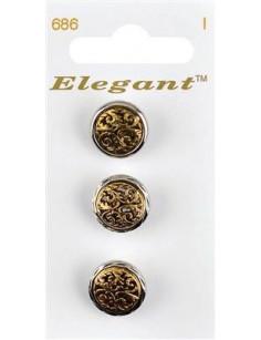 Boutons Elegant nr. 686