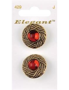 Boutons Elegant nr. 429