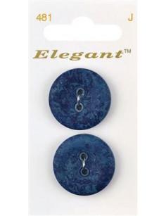 Boutons Elegant nr. 481