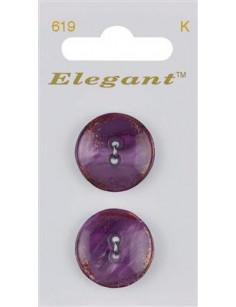 Boutons Elegant nr. 619