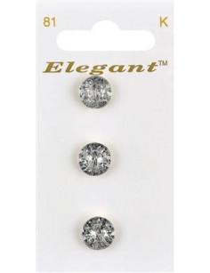 Boutons Elegant nr. 81