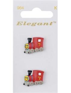Boutons Elegant nr. 964