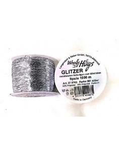 Woolly Hugs Glitzer Silber