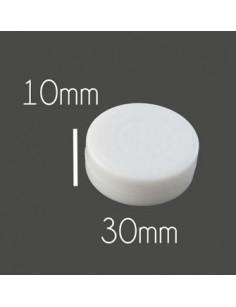 Baby rammelaar plat 30 x 10 mm