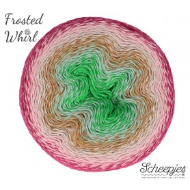 Scheepjes Frosted Whirl Skinny Cream 322