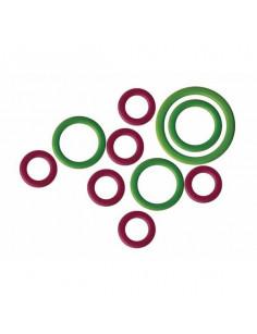 Maschenmarker Ringe