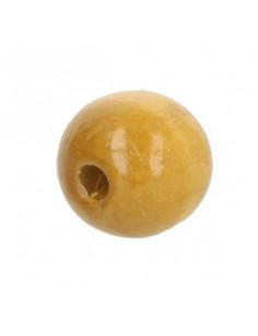 Perles en bois 19 mm