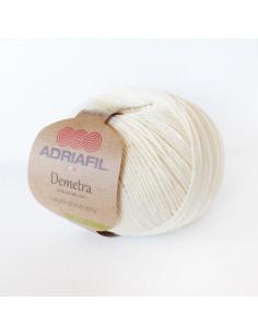 Adriafil Demetra blanc 060