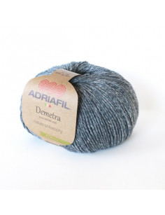 Adriafil Demetra blauw 065