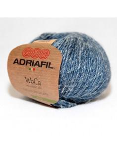 Adriafil Woca Jeansblau 86