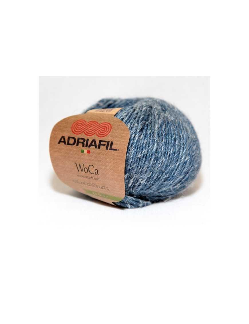 Yarn Woca denim blue 86