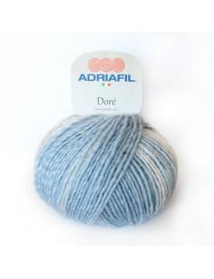 Doré bleu clair 082