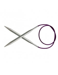 Nova Circular knitting needle 4,5 mm length 40 cm