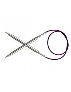 Nova Circular knitting needle 9 mm length 80 cm
