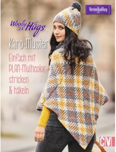 Woolly Hugs Karo Muster
