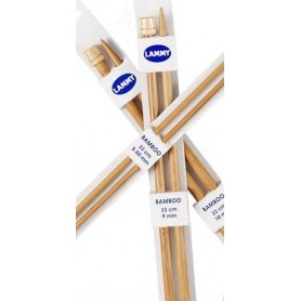 Bamboe breinaald 4 mm