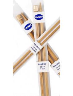 Bamboe breinaald 5 mm