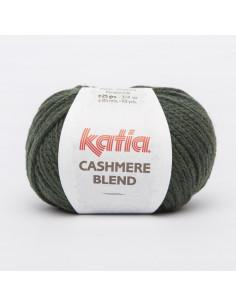 Katia cashmere blend vert bouteille