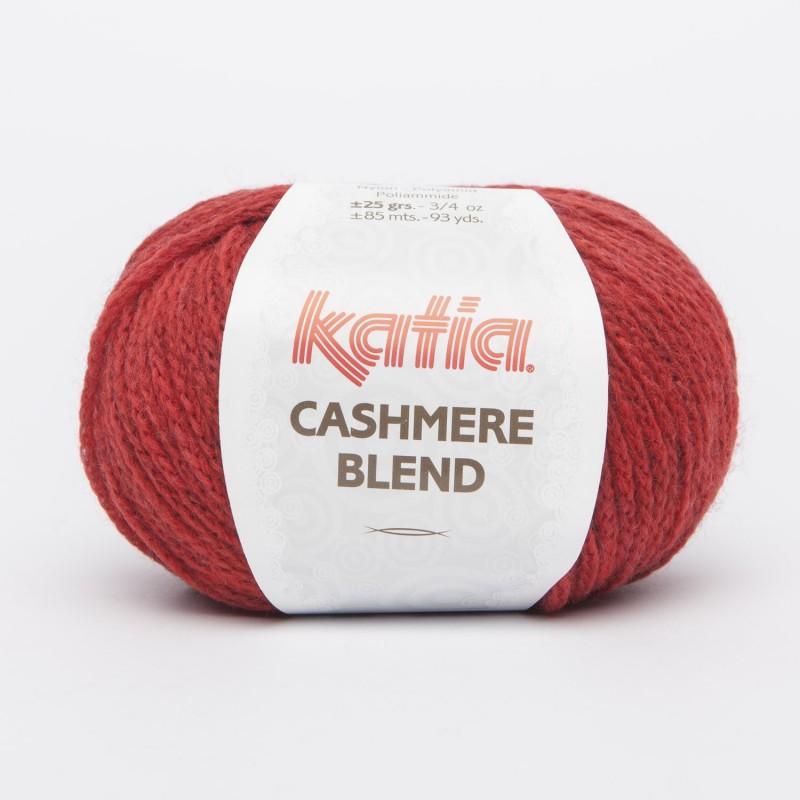 Katia Cashmere Blend rood