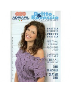 Patroonboek Adriafil lente-zomer 2016