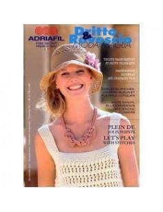 Patroonboek Adriafil lente-zomer nr 58