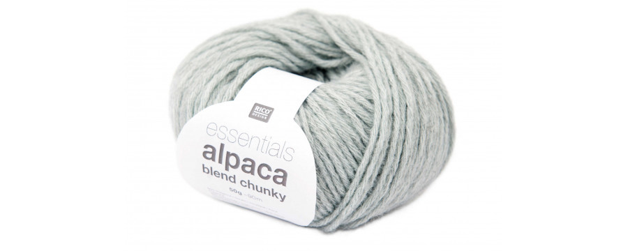 Rico Essentials Alpaca Blend Chunky knitting yarn buy online?