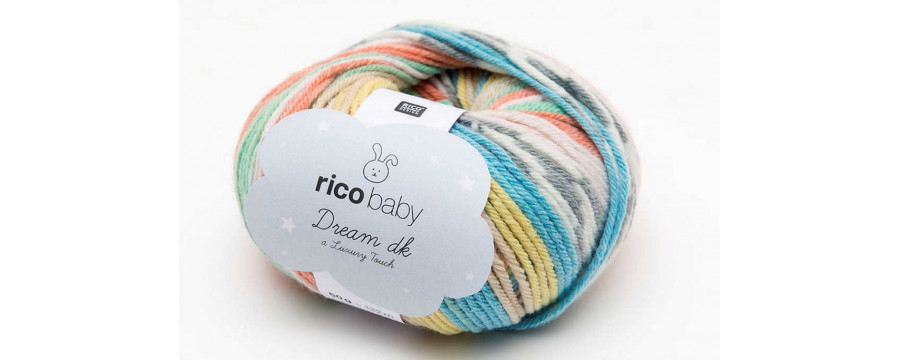 Knitting yarn  Baby Dream DK