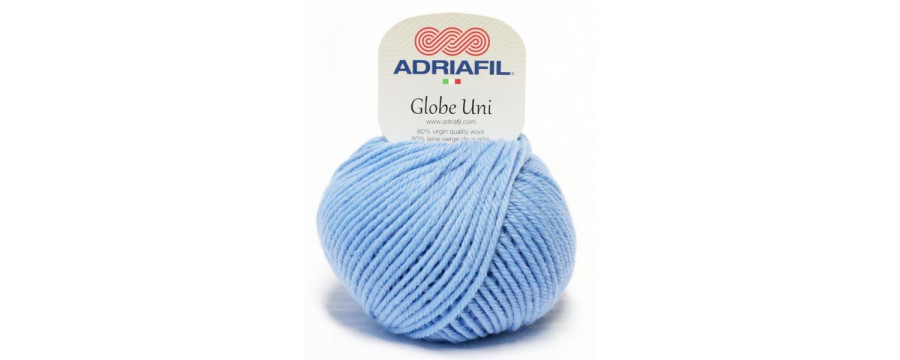 Knitting yarn Globe uni