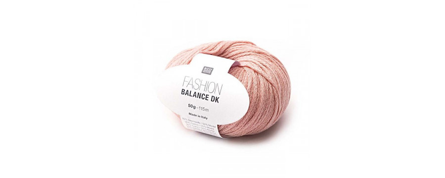 Knitting yarn Fashion Balance DK