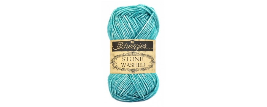 Crochet yarn Scheepjes Stone Washed