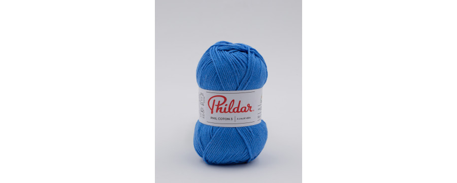 Crochet yarn  Phil Coton 3