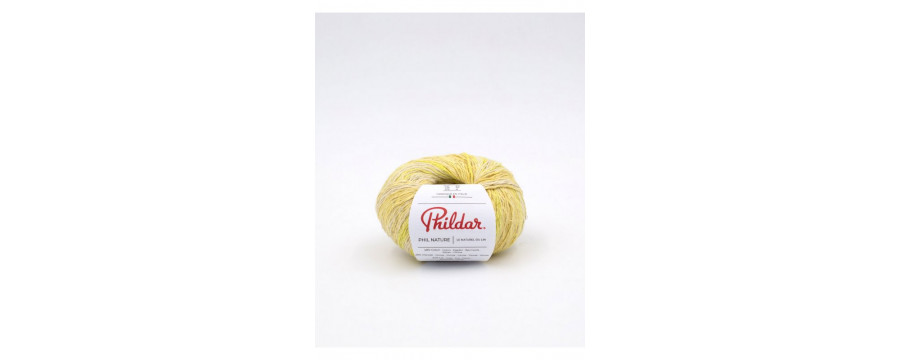Knitting yarn Phildar Phil Nature