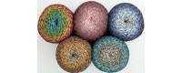 Woolly Hugs Bobbel cotton XTRA knitting yarn