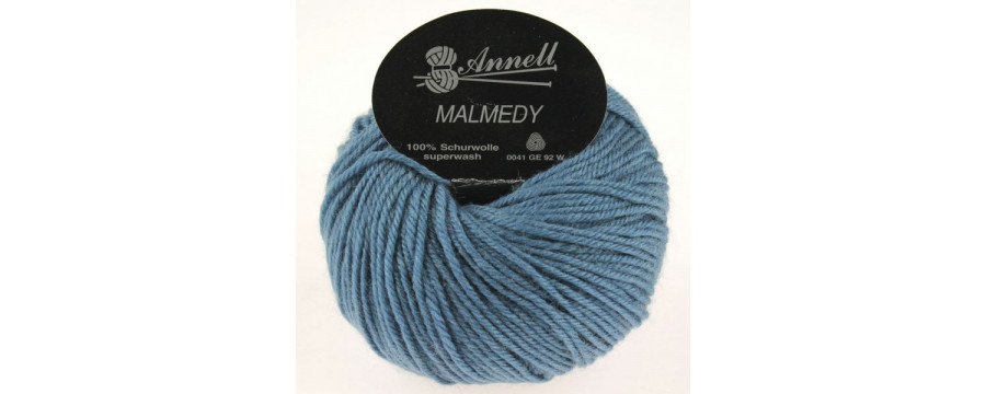 Knitting yarn Annell Malmedy