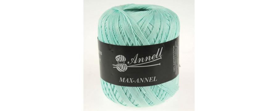 Crochet yarn Annell Max