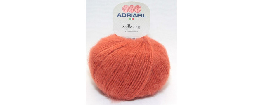 Knitting yarn Soffio Plus